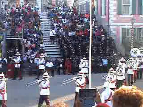 Nassau Christmas Beat Retreat 2017