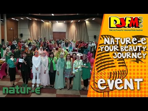 YOUR BEAUTY JOURNEY WITH NATUR-E