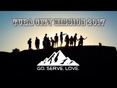 2017 Arizona Mission Trip to Tuba City AZ