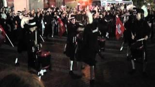 Барабанщики из Спасской башни на Красной площади(, 2011-09-08T18:05:49.000Z)