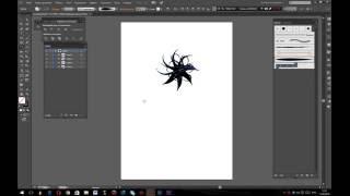 Урок Adobe Illustrator. Инструмент ''поворот'' и ''зеркальное отражение''.