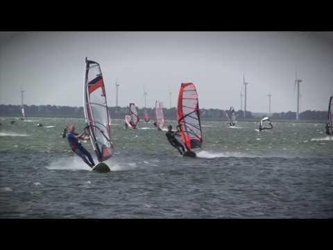 Dagje surfen Strand Horst - Harderwijk - Veluwemeer | Ronald Huve & Maarten Golbach