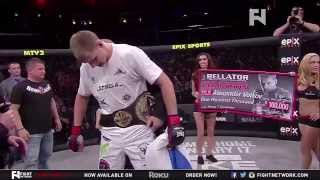 Bellator 139: Kongo vs. Volkov - Fight Network Preview