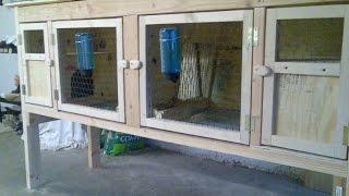 Kaninchenstall selber bauen. Kaninchenstall selber bauen draußen. Kaninchenstall bauanleitung.