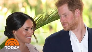 Prince Harry And Meghan Markle Fire London Staff, Visit Stanford University | TODAY