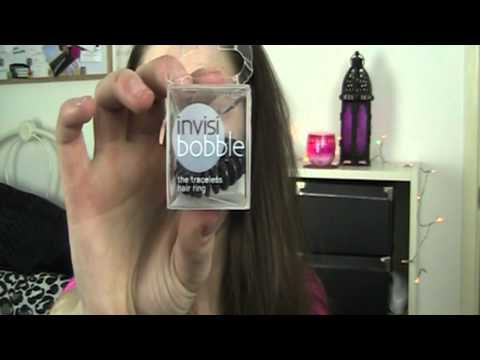Easy Gym Hair | Running Resistant | Invisibobble
