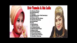 Evie Tamala & Ida Laila - Full Album | Tembang Kenangan | Lagu Dangdut Lawas Nostalgia 80an - 90an