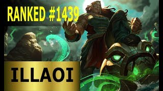 Illaoi Top - Full League of Legends Gameplay [German] Lets Play LoL - Ranked #1439