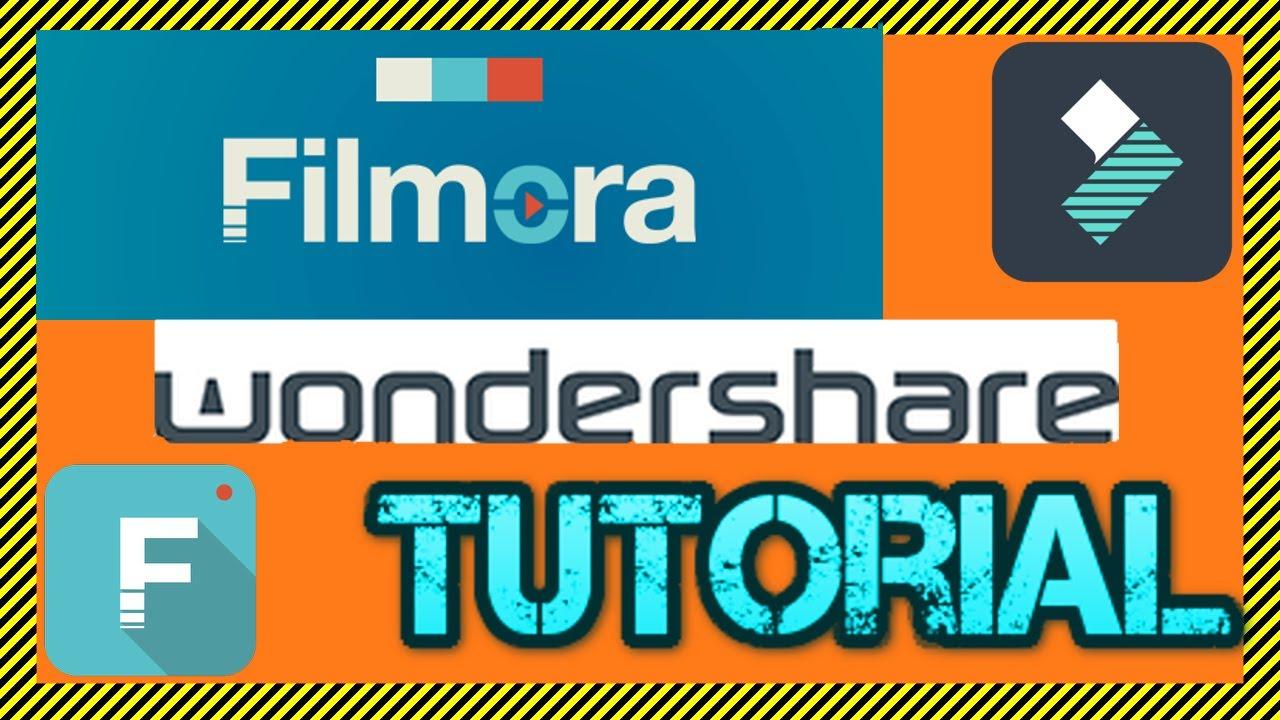 Wondershare filmora tutorial:timeline youtube.