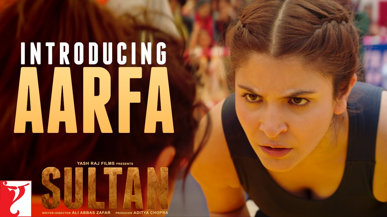 Sultan teaser 2 introducing aarfa salman khan - Anushka sharma sultan images ...