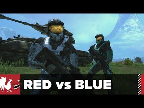 Season 14, Episode 17 - Get Bent   Red vs. Blue
