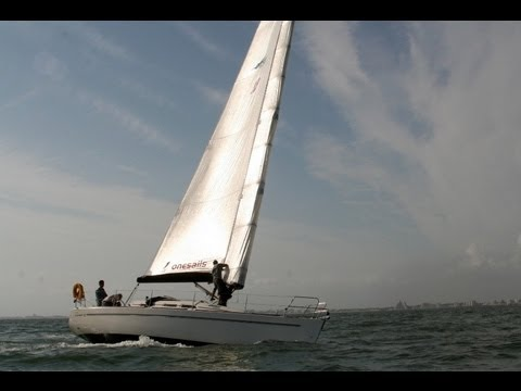 Yachting Monthly tests Omer Wing Sail
