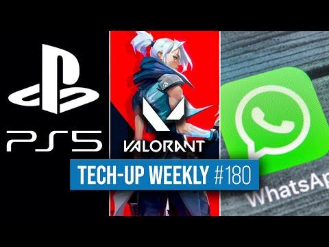 ps5-hardware-leaks-|-neuer-gratis-shooter-valorant-vs.-cs:go-|-whatsapp-news---tech-up-weekly-#180