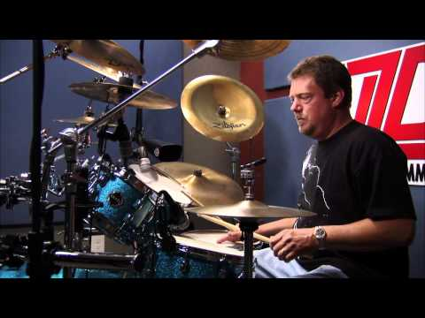 How to Play Drums - Exclusive Lesson from Randy Van Patten - Off His Rocker - Vanz Drumming