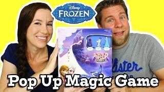 Disney Frozen Pop Up Magic Game