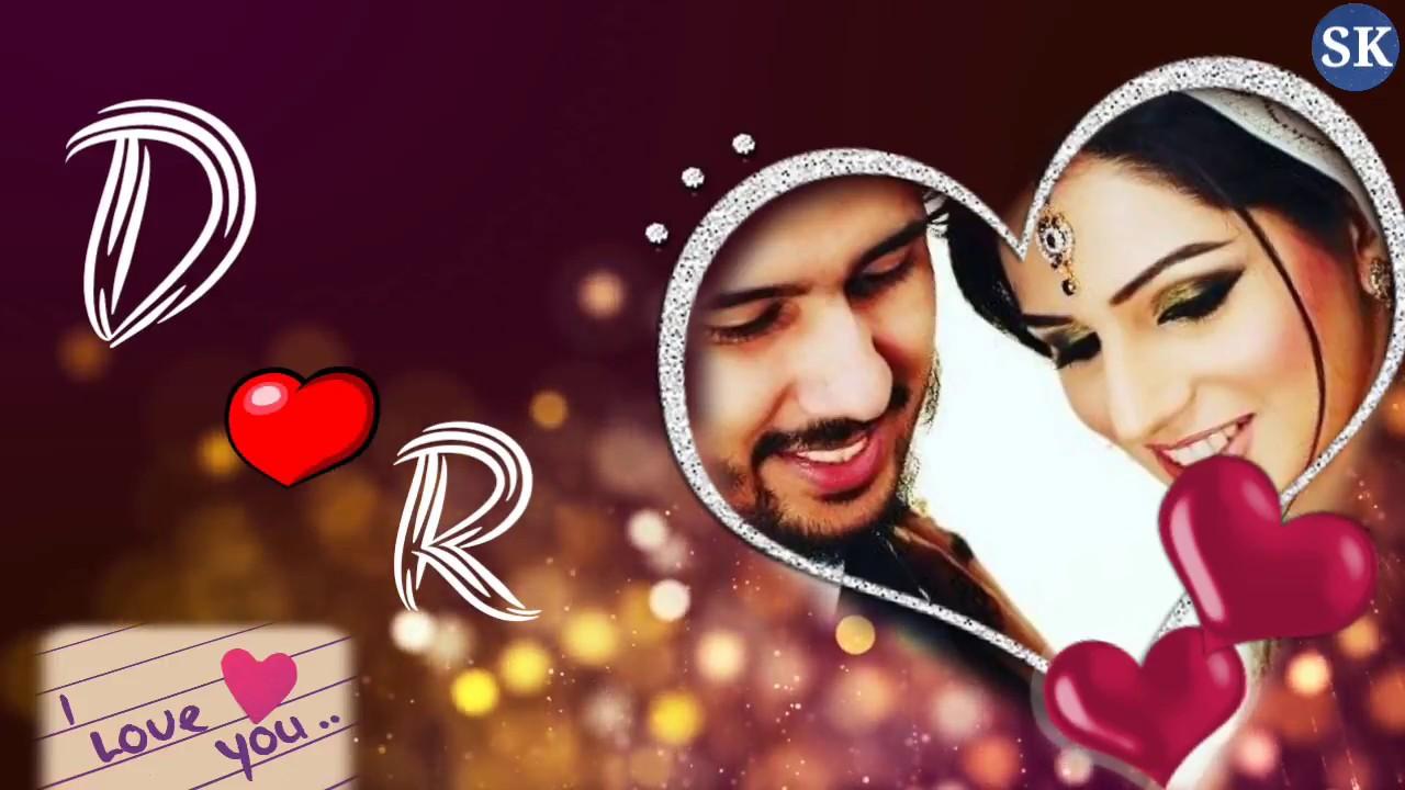 D Love R Letter Whatsapp Status D R Name D R Naam D R