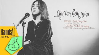 Gọi tên bốn mùa » acoustic Cover by Vy Vy ft Trịnh Gia Hưng