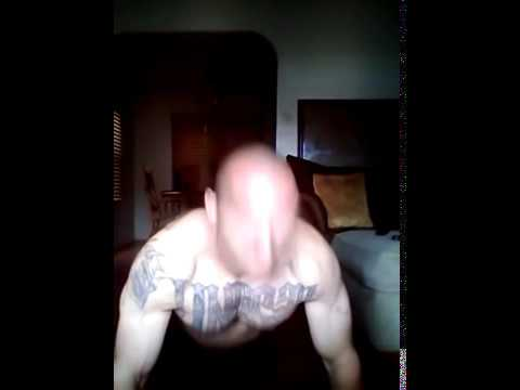 Prison workout from a real one!