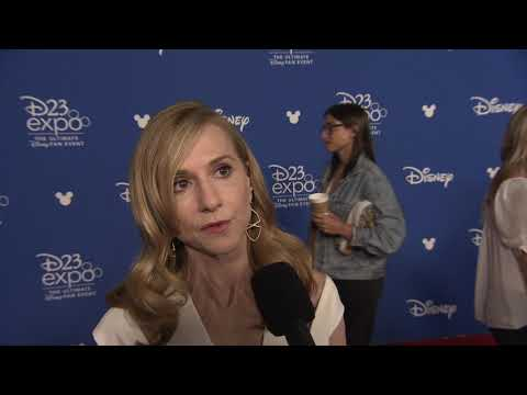 The Incredibles 2: Holly Hunter D23 Interview