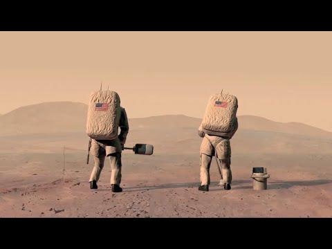 NASA 360 Talks - Journey To Mars