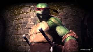 TMNT Out of the Shadows impressions
