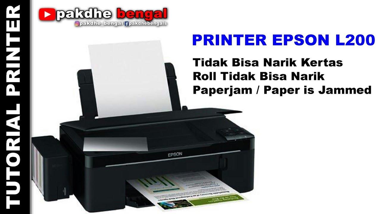 Spare Part Printer Epson L200 Asf Penarik Kertas T13 L100 Tidak Bisa Narik