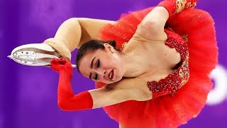 Highlights of the Women's Figure Skating Free Program | Pyeongchang 2018
