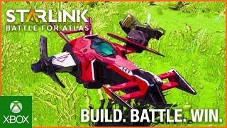 Starlink: Battle for Atlas: Build. Battle. Win. Trailer | Ubisoft [NA]