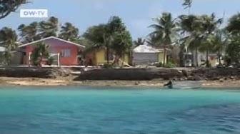 Mikronesien: Vergeblicher Kampf gegen den Untergang | Global 3000
