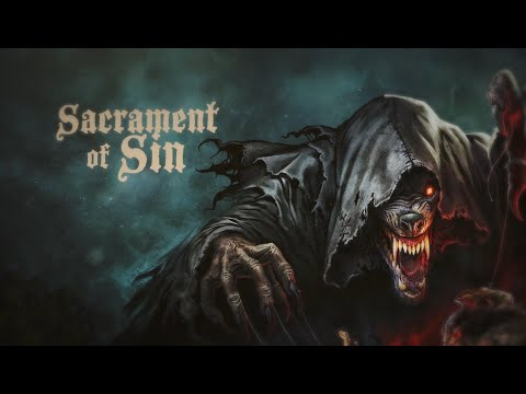 POWERWOLF - The Sacrament Of Sin (Official Lyric Video)   Napalm Records
