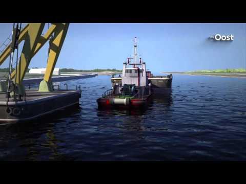 IJsselkogge bij Kampen wordt over twee weken gelicht
