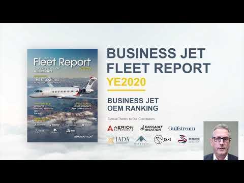 Video Presentation - 2020 Asia-Pacific Business Jet Report & Q1 2021