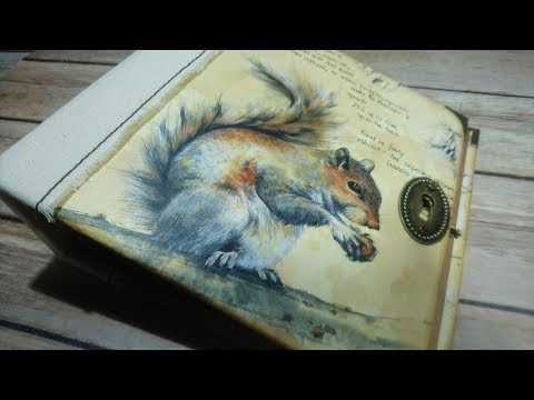 Making A Nature Junk Journal - Episode 1 - Part 1