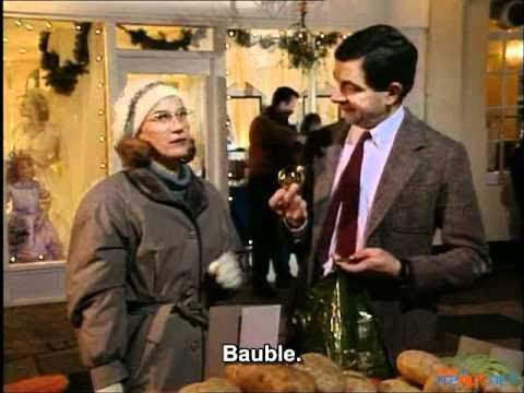 Merry Christmas Mr  Bean  1992 Part1