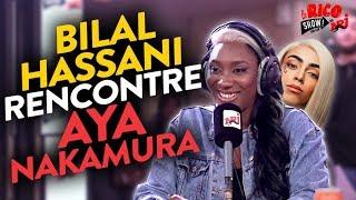 Bilal Hassani rencontre AYA NAKAMURA - Le Rico Show sur NRJ
