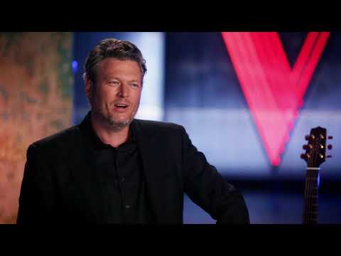The Voice: Season 13 || Blake Shelton Interview || SocialNews.XYZ