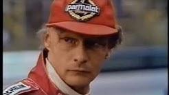 Formel 1 in Monza - September 1984