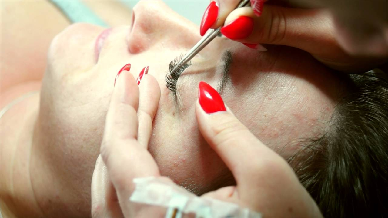 Eyelash Extensions With Mystique Lashes Coventry Youtube