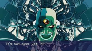 Mega Man Maverick Hunter X - All X Cutscenes