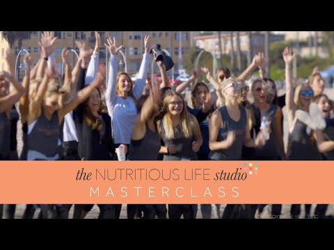 The Nutritious Life Studio Masterclass!!