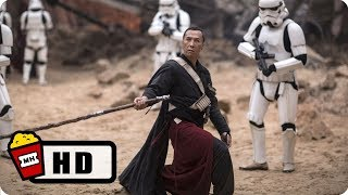 Chirrut vs. Stormtroopers Scene - Star Wars Rogue One (2016)