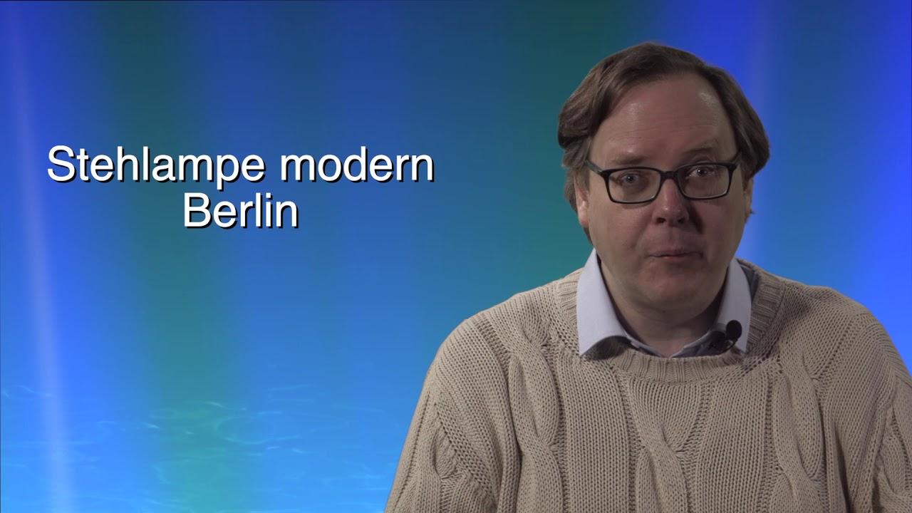 Stehlampe Modern Berlin Stehlampe Modern Kaufen Youtube