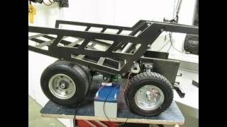 RC 777 Haul truck build progress