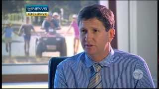 Lawrence Springborg Tackles Health Minister Role For Queensland