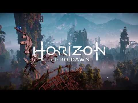 """黒猫のHorizon Zero Dawn  DLC: """"ファイアクロー戦"""" 迅速果断に攻める!クエスト. 頂から逃れた機械 3/4 [ULTRA HARD]"""