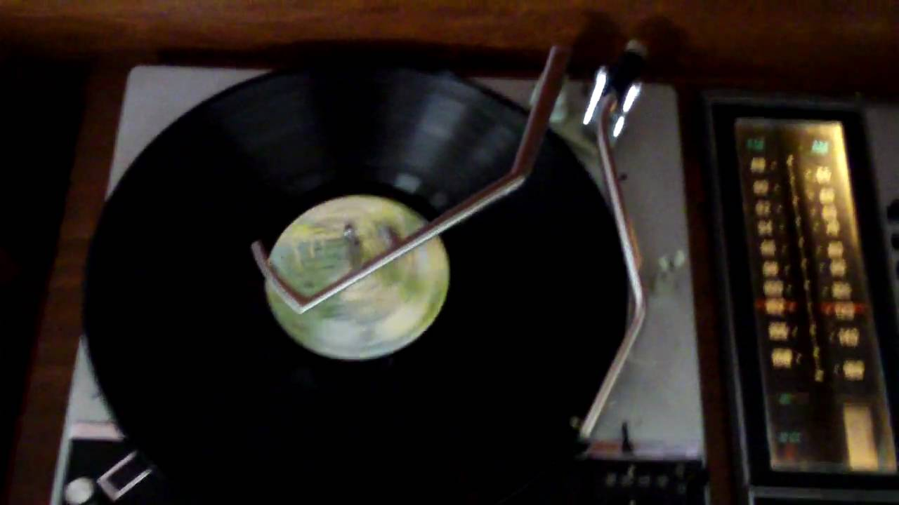 RCA Victor New Vista AM/FM Radio, Record Player, Phonograph ...
