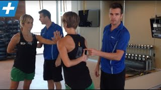 How to Fix the Winging Shoulder Blade / Scapula | Feat. Tim Keeley | No.13 | Physio REHAB