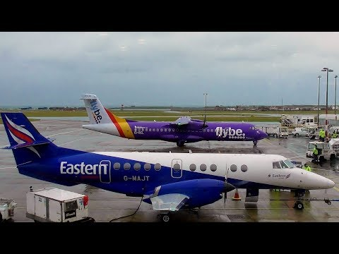 Plane Spotting at Ronaldsway, Isle Of Man Airport | 29th December 2017