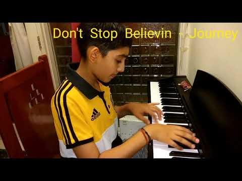 Naman's Piano Exploration - Cold play /Abba/Boney M/Starwars