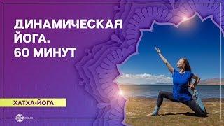 Йога для начинающих. Видео уроки. Динамическая практика Хатха-йоги на основе Сурья Намаскар.